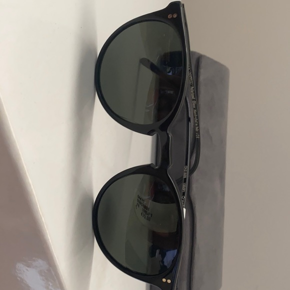 NWT Oliver Peoples O'Malley Sun polarized glasses